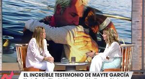 La dona de Santiago Cañizares va parlar de la importància de que la família estigui unida