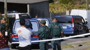 La madre de los niños había puesto cámaras de seguridad en su vivienda