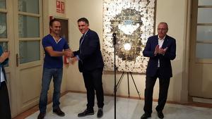 La mostra es podrà visitar a Reus fins al pròxim 26 d'octubre