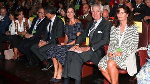 La reina Letizia ha repetido vestido