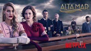 La temporada 2 de 'Alta Mar', desembarcará en breves