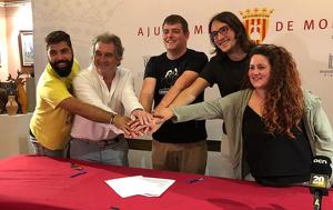 L'Ajuntament de Montblanc ha acollit la presentació de la 25a edició del festival