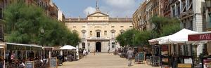 L'Ajuntament de Tarragona arreglarà d'urgència la teulada del Palau Municipal, molt degradada.