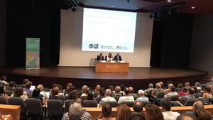 L'Auditori de la Diputació ha acollit la presentació del nou PUOSC per als pròxims 4 anys