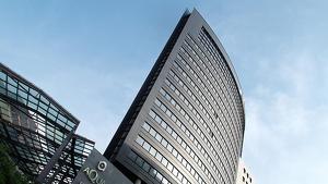 L'edifici a on s'instal·larà el nou Centre Global d'Operacions