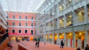 L'edifici Roger de Llúria de la UPF