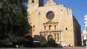 L'església de Sant Jaume de Riudoms és una de les mostres renaixentistes més clares del Camp de Tarragona