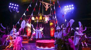 L'espectacular Circ Raluy Legacy arribarà a Tarragona del 3 al 13 d'octubre