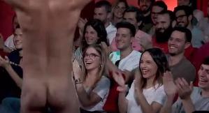 L'home va deixar bocabadat a tot el públic