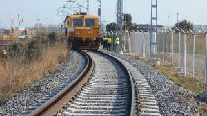 L'impuls ferroviari és una de le sprioritats del Port de Tarragona per fer un salt endavant