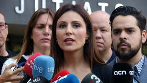 Lorena Roldán ha assegurat que plantejarà una moció de censura sobre Quim Torra