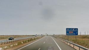 Los hechos han tenido lugar en la carretera A-66, a la altura de Montemarta, en Zamora
