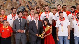 Los Reyes tuvieron la Copa del Mundo en sus manos