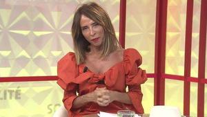María Patiño, en 'Socialité'