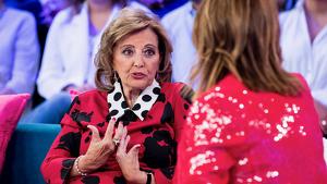 María Teresca Campos lanzó un dardo envenenado a Mediaset