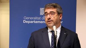 Martínez, fins ara cap de política dels Mossos
