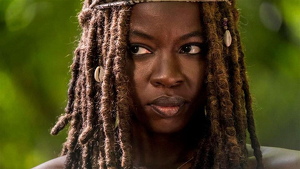 Michonne en 'The Walking Dead'