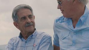 Miguel Ángel Revilla se emociona al hablar de su hermano