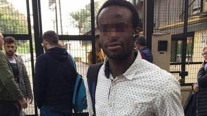 Patrick, era un joven nigeriano de 26 años que se ganaba la vida como camarero
