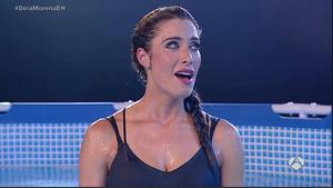 Pilar Rubio logró superar su récord