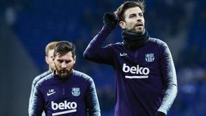 Piqué podria fitxar Leo Messi pel seu projecte al capdavant de l'Andorra