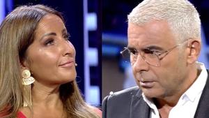Raquel Salazar i Jorge Javier Vázquez van protagonitzar una forta discussió