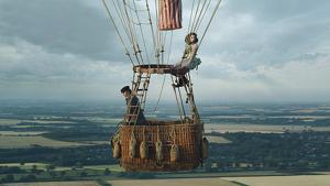 Redmayne y Jones protagonizan 'The Aeronauts', de Tom Harper (2019)