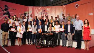 Reus reconeix la feina dels esportistes que representen la ciutat o els seus clubs durant la temporada 2018-2019.