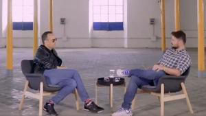 Risto Mejide entrevistat a 'La fábrica de Rufián'
