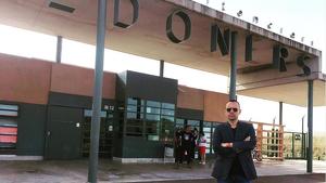 Risto Mejide ha visitado la cárcel de Lledoners