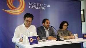 SCC ha advertit que està «preparada» per organitzar una manifestació perpendicular a la independentista