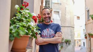 Sergi Méndez, alcalde d'Ulldemolins