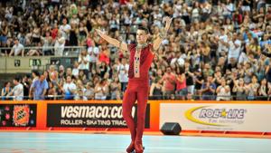 Sergio Canales s'ha endut la medalla d'or en el Campionat d'Europa