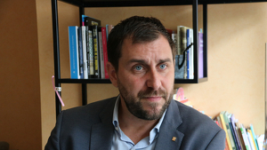 Tono Comín critica que ERC ha estat «massa centrada» en «l'estratègia de l'hegemonia»