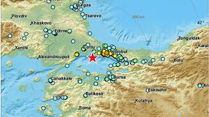 Un terremoto de 5,8 sacude Estambul este mediodía de jueves