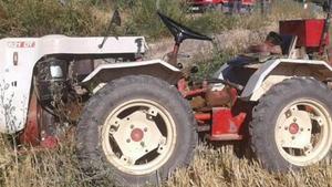 Un vecino de Cascante de 75 años fallece en un accidente de un tractor agrícola en Tulebras