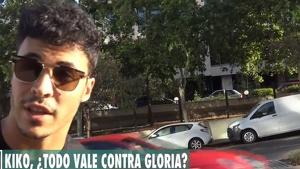 Una reportera li va preguntar per la situació legal de Glòria Camila
