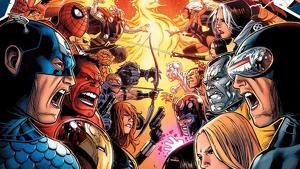 'Vengadores VS X-Men', una posibilidad que estaría estudiando Marvel