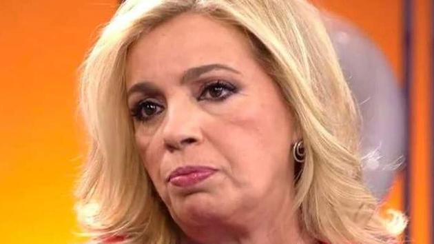 Carmen Borrego pateix un robatori al seu domicili de Madrid