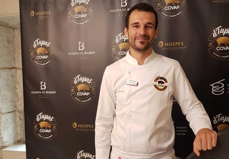 El cuiner egarenc Pol Pratcorona Martínez