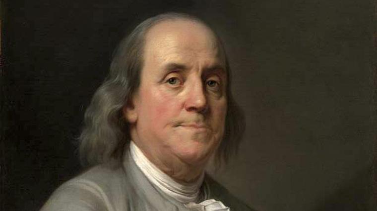 60 Frases De Benjamin Franklin Inolvidables