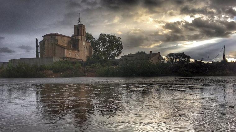Les pluges podrien caure a gran part de Catalunya dimarts