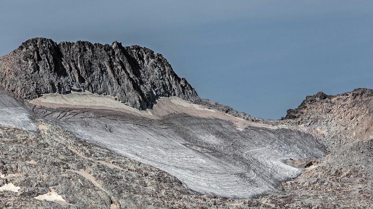 L'evolució de les glaceres és un indicador clau per tal de fer un seguiment del canvi climàtic
