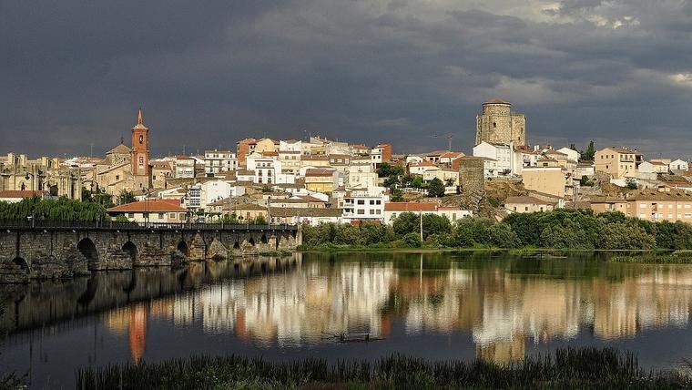 Panorámica de la ciudad de Salamanca
