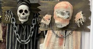 A Merca Eurasia trobareu articles i idees per ser els millors amfitrions o convidats d'aquest Halloween