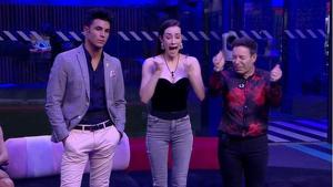 Adara Molinero, salvada por la audiencia para la expulsión de este jueves en 'Gran Hermano VIP'