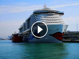 Al Port de Barcelona els creuers més nets poden omplir els seus dipòsits amb Gas Natural