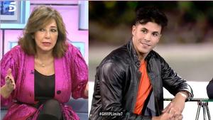 Ana Rosa ha calificado de machismo lo sucedido entre Kiko y Diego