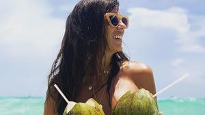 Anabel Pantoja està gaudint d'uns dies de vacances amb la seva parella