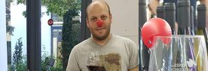 Antoni Sans , alma mater de Karretània identificat amb l'objectiu solidari de la Nit del Vi d'Inca